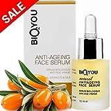 Best C Serums - Natural Anti-Ageing face Serum with Aloe vera Panthenol Review