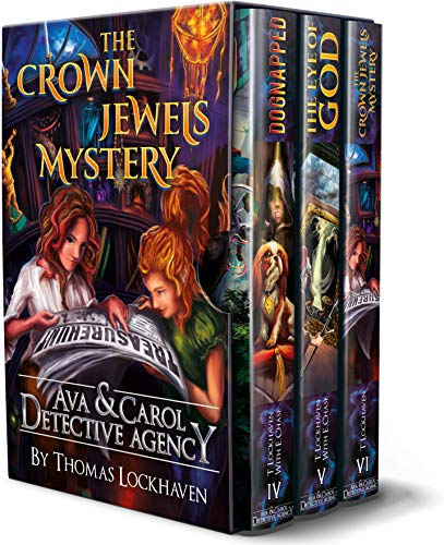 Ava & Carol Detective Agency Series: Books 4-6 (Book Bundle 2) (English Edition)