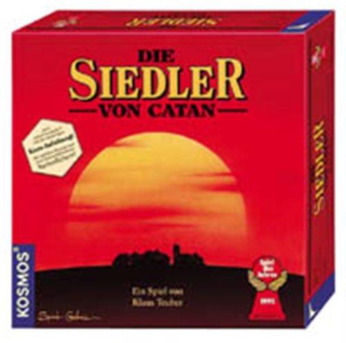 Die Siedler von Catan, Basisspiel (Holzfiguren von 1995)
