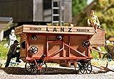 Busch 59902 - Dreschmaschine Lanz, Fahrzeug