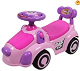 Baybee BoBo Ride-on Car (Pink)