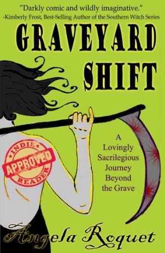 Buchseite und Rezensionen zu 'Graveyard Shift (Lana Harvey, Reapers Inc. Book 1) (English Edition)' von Angela Roquet