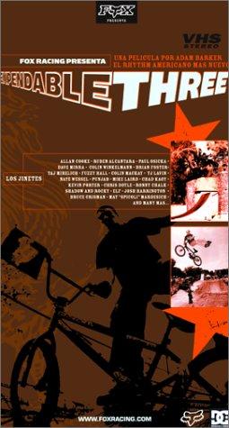 Preisvergleich Produktbild Fox Racing Presents: Expendable Three [DVD] [Import]