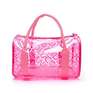 Fortuning's JDS® Fashionable swim equipment waterproof beach storage hand bag for ladies & girls