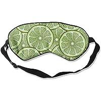 Lime Slice Seamless Illustration Sleep Eyes Masks - Comfortable Sleeping Mask Eye Cover For Travelling Night Noon... preisvergleich bei billige-tabletten.eu