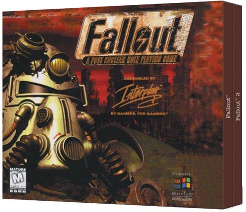 fallout trilogie Fallout 1 / Fallout 2 Bundle (Jewel Case)