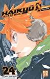 Haikyu !! Les As du volley, Tome 24 :