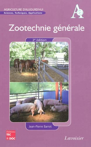 Zootechnie générale