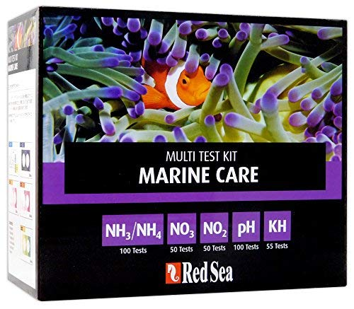 Red Sea R21525 MCP Marine Care Test für Riffaquarien -