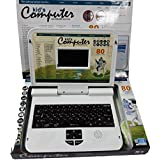 Plutofit™ Educational Kids Color Screen Laptop With 80 Activities And Games With Charger.