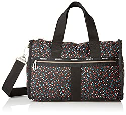 Composition Black: LeSportsac Essential Small Weekender