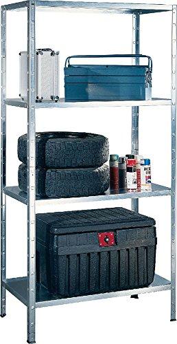 practo-m350-etagere-en-metal-galvanise-200-x-100-x-50-4-plateaux-sans-boulon