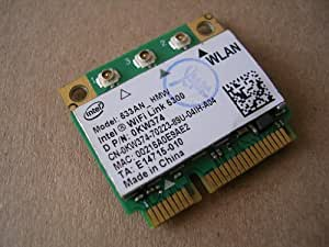 Intel WiFi Link 5300 Wireless LAN Half Size Mini PCI-E Wlan Card 450Mbps 533AN_HMW MIMO 802.11a/b/g/Draft-N1 2.4/5.0 GHz Portable Consumer Electronic Gadget Shop