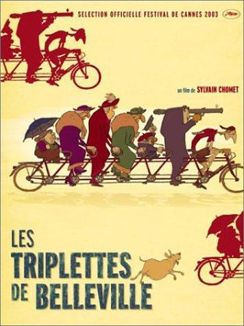 Les Triplettes de Belleville (Édition simple)