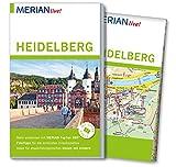 MERIAN live! Reiseführer Heidelberg: Mit Extra-Karte zum Herausnehmen - Rüdiger Tschacher