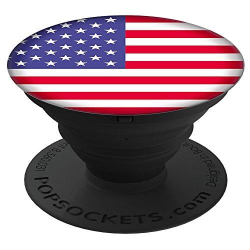 Integral Office pop101120Kommunikation–Selbstklebende Mehrzweck, Design American Flag