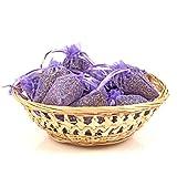10 hochwertige Lavendelsäckchen mit jeweils 10g Inhalt