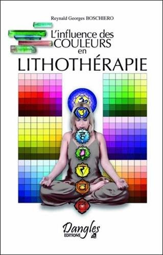 L'influence des couleurs en lithothrapie
