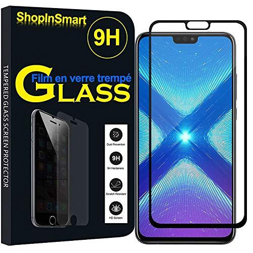 ShopInSmart® 1x Hochwertige gehärtete Panzerglasfolie für Huawei Honor View 10 Lite 6.5