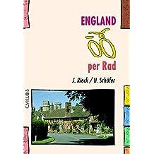 England per Rad (Cyklos-Fahrrad-Reiseführer)