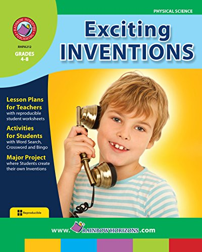 Exciting Inventions 4-8 (English Edition) (Horizons Physical Education)