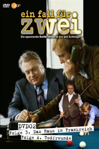 DVD 02: Das Haus in Frankreich / Todfreunde