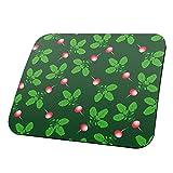 Old Glory Gemüse Rettich Radieschen Wiederholen Muster Aller Maus Pad Grün Eine Standardgröße