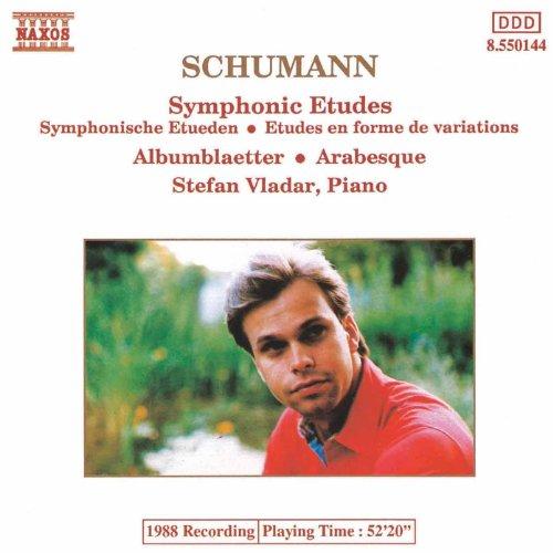 Schumann, R.: Symphonic Etudes...