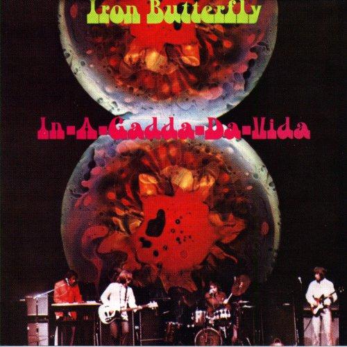 Iron Butterfly: In-A-Gadda-Da-Vida (Audio CD)
