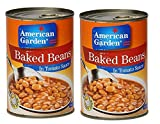 #4: American Garden Baked Beans (Pack of 2) + Free 3 Pouches of Rajnigandha Silver Pearls- Sold by SB