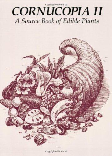 Cornucopia II: A Source Book of Edible Plants por Stephen Facciola