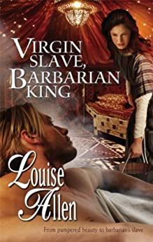 Virgin Slave, Barbarian King de [Allen, Louise]