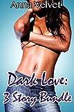 Dark Love BUNDLE (BWWM Interracial Older Man Younger Woman Menage Romance) (English Edition)