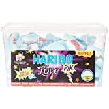 Haribo Bonbon Gélifié Love Pik x 150 Pièces 1,25 kg
