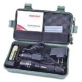 HARRYSTORE Mini Bright 5 Modus Einstellbare 5000LM LED Taschenlampe Taschenlampe Licht Kit