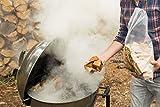 Axtschlag Räucherklötze Beech Buche 1,5 kg, mehrfarbig