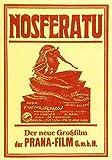 Nosferatu a Symphony of Horror Poster Drucken (27,94 x 43,18 cm)