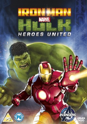 Marvel's Iron Man & Hulk: Heroes United [dvd] By Eric Radomski Picture