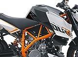 Schutz Seitenlichter Tank Aufkleber 3d Kompatibel moto KTM Superduke 990 1290