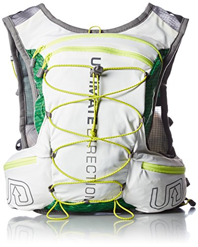 Ultimate Direction Jurek FKT Mochila de Hidratación, Blanco, MD