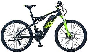 "REX E-Bike Alu-Full Suspension MTB 650B 27,5"" BERGSTEIGER 7.9 from ALUA5|#Rex"