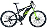 "REX E-Bike Alu-Full Suspension MTB 650B 27,5"" BERGSTEIGER 7.9"