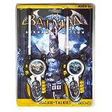 Batman Hero Serie Arkham Asylum batteriebetrieben Walkie Talkie Set Hohe Reichweite für Outdoor/Indoor-Umgebung einfach-Design, ideal Spielzeug für und Junge Kind Kinder