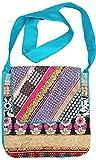 Épaule Womens Clothing Accessory Indienne Cross Body Bag Bohème Hippie Gypsy