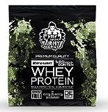 NF24 Army Whey Protein Konzentrat, 2000g / 2Kg, WPC made in Germany, 14 leckere Geschmacksrichtungen (Schoko-Nougat, 2000g)