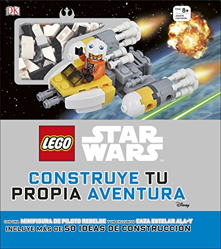 LEGO® STAR WARS CONSTRUYE TU PROPIA AVENTURA