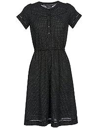 Vive Maria Etoile Dress Kleid schwarz Allover-Print