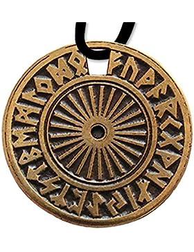 Futhark Runen Anhänger Amulett K