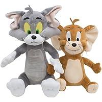 Hanna-Barbera Tom y Jerry Deluxe – Juego de Peluches