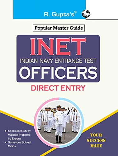 INET: Indian Navy Entrance Test Officers (Direct Entry) Guide